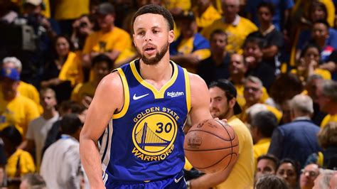 NBA Playoffs 2019: Stephen Curry becomes the first player ...