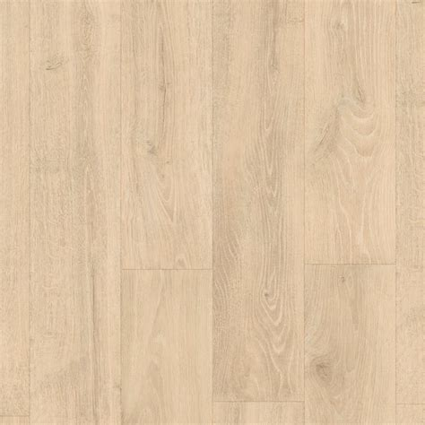 Quickstep Majestic 9.5mm Woodland Beige Oak Laminate
