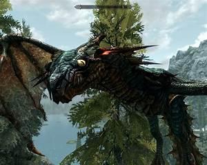 Revered dragon retexture at Skyrim Nexus - mods and community