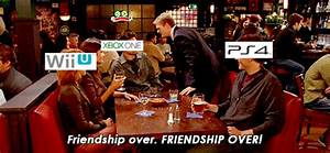how i met your mother friendship over gif   WiffleGif