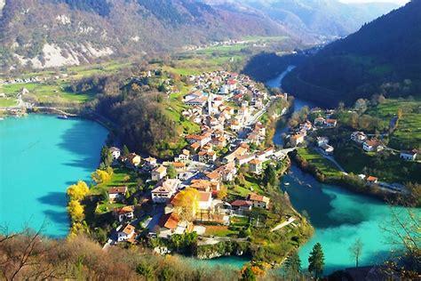 Most na Soči | Think Slovenia