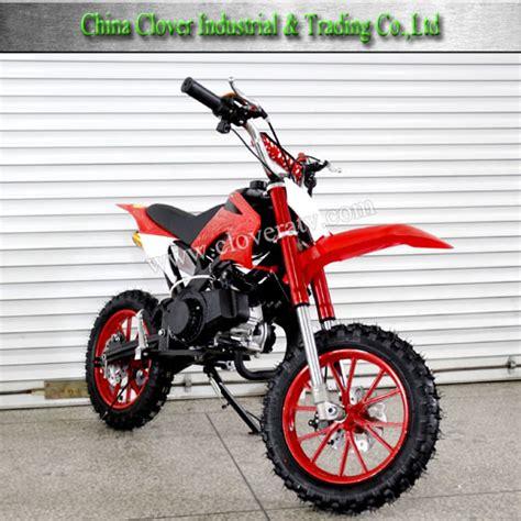 Used Chain Drive Mini 49cc Dirt Bike Motorbikes With