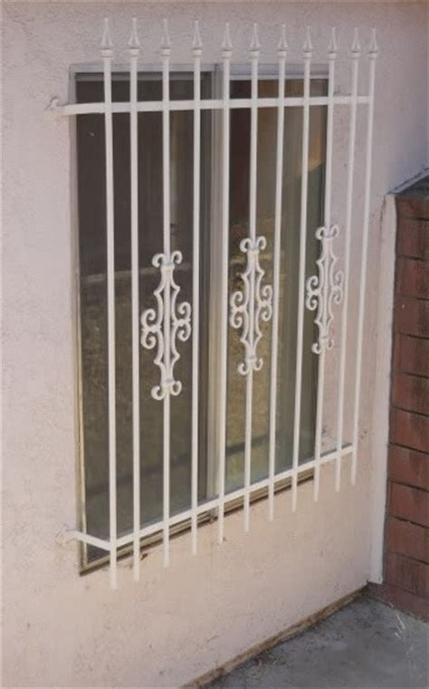 Home Window Security Bars
