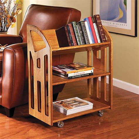 Read Your Bookcase Bookshelf Buy by I Read A Lot So This Is A Gift For Me Book Buggy