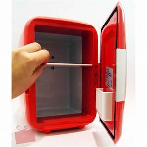 Frigo Rouge Pas Cher : frigo canette ~ Dailycaller-alerts.com Idées de Décoration