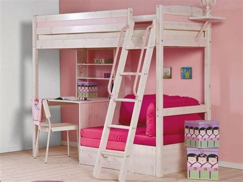 chambre fille lit mezzanine chambre fille lit mezzanine 1 bureau mezzanine en 56