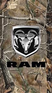 Dodge Ram Logo Wallpaper - WallpaperSafari