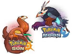Pokemon Moon and Pokemon Sun