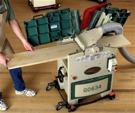 woodworking tool review  jointerplaners