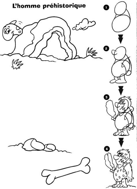 comment dessiner un homme assis comment dessiner un homme prehistorique