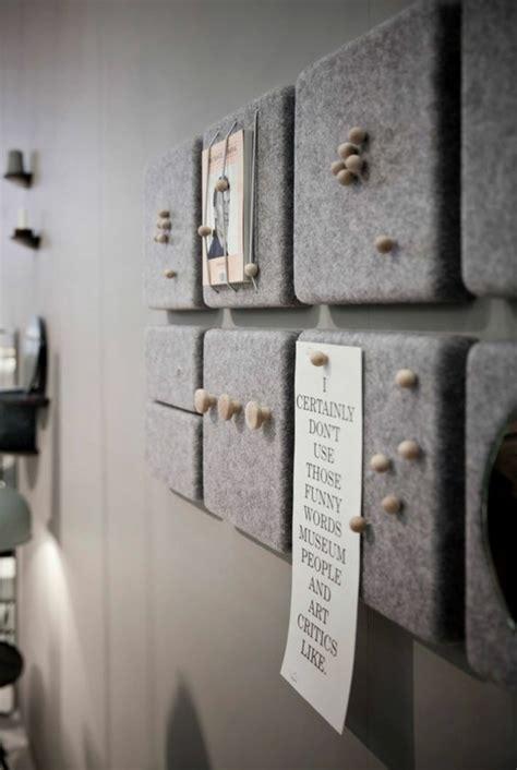 Pinnwand Mit Stoff by 1001 Ideen Wie Sie Eine Pinnwand Selber Machen