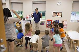 Getting Kids Moving: Physical Activity in Early Care and ...