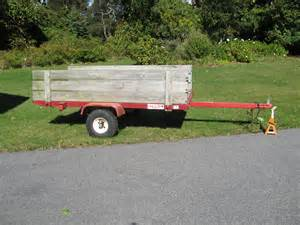 4X8 Tilt Bed Utility Trailers for Sale