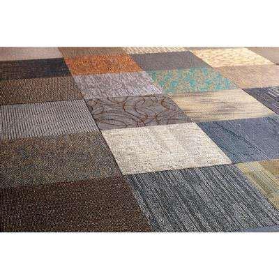 Indoor Carpet Tile Carpet Carpet Tile The Home Depot