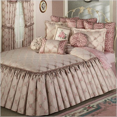 matching curtain and bedding sets curtains home design