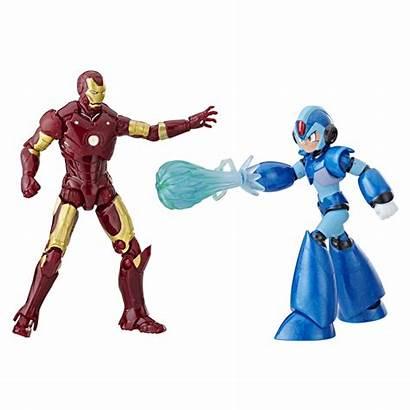 Marvel Capcom Figures Infinite Figure Iron Mega