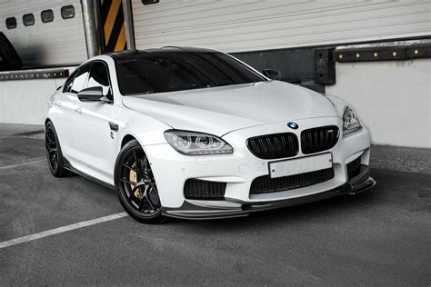 3d Design Bmw M6 Gran Coupe Shows Promise Autoevolution