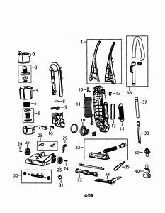 Bissell Cleanview Helix Parts
