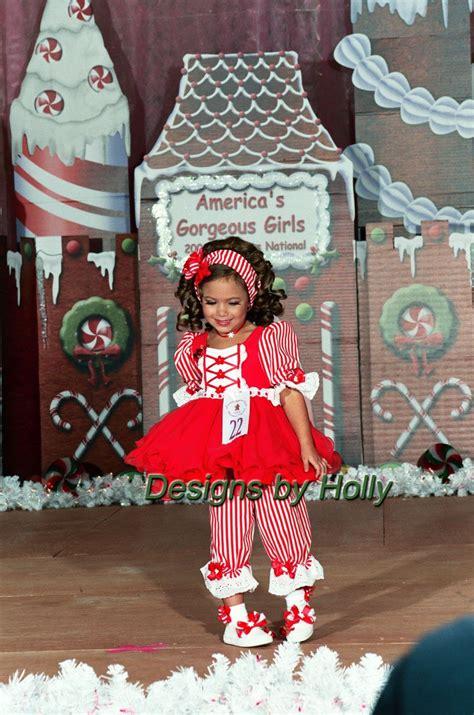 christmas calendar ideas for dress attire wear misc pageant pageant pageants and glitz pageant