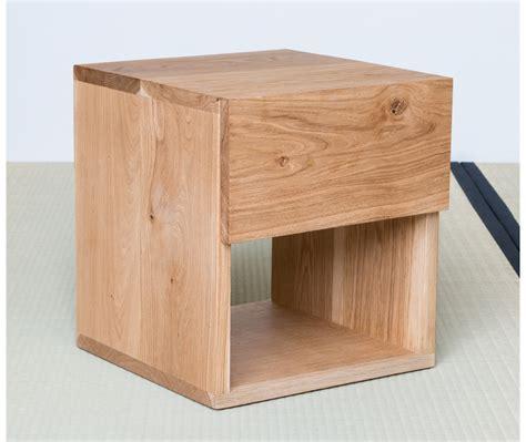 comodino in legno comodino in legno massello heyia vivere zen