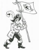 Pirate Flag Island Coloring Stick Piet Bulk Bulkcolor Colour sketch template