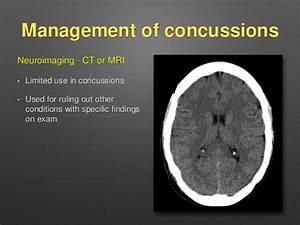 Concussion In Athletes