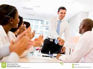Business Handshake Royalty Free Stock Images - Image: 32037479