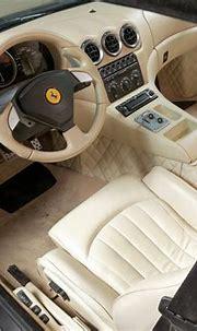 2006, Ferrari, 575, Gtz, Supercar, Interior Wallpapers HD ...