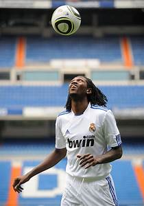 Real Madrid Unveils New Player Emmanuel Adebayor - Zimbio