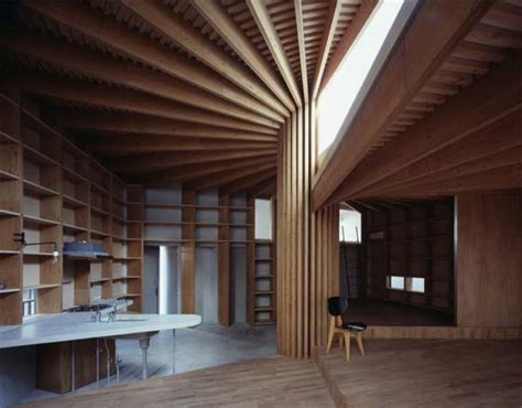 unique room interior design  mount fuji architects  tokyo