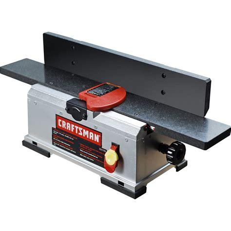 craftsman  amp   bench top planerjointer