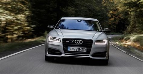 Car Review Audi S8 Plus  Tony Middlehurst  Wales Online