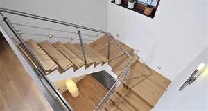 Holzstufen Auf Beton : treppe tischlerei in oldenburg ullmann holzwerkst tten ~ Michelbontemps.com Haus und Dekorationen