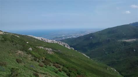 entre mer  montagne