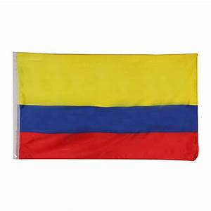 5*3 ft Colombian Flag Colombia National Flag Colored