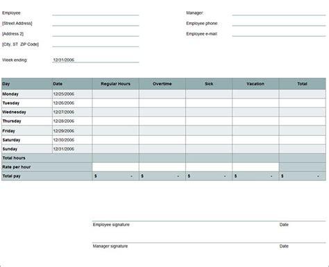 60 sle timesheet templates pdf doc excel free