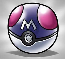 how to draw a master ball from pokemon