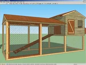 Blog poulailler 3d modele blondin youtube for Creer un plan de maison 10 exemples de menuiserie 2009