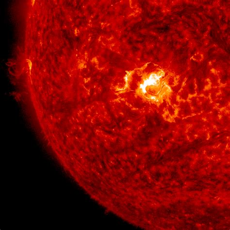 GMS: Sun Emits an X2.2 Flare on March 11, 2015