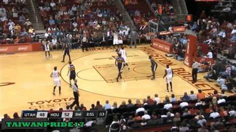 Jeremy Lin 林書豪 Highlights | Rockets vs. Utah Jazz | 12.1 ...