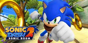 Sonic Dash 2 Sonic Boom Appstore For Android