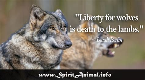 Quotes About Wolves the Animal