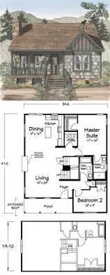 cabin floor plans 10 cabin floor plans cozy homes