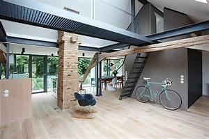 Balkonboden Neu Streichen : umbauen renovieren nach dem umbau helles loft mit ~ Michelbontemps.com Haus und Dekorationen