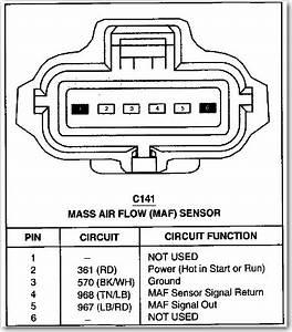 2005 Ford F 150 Maf Sensor Wiring Diagram