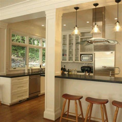 kitchen island columns kitchen remodel ideas house interior design