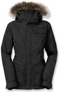 North Face Insulated Jacket Women