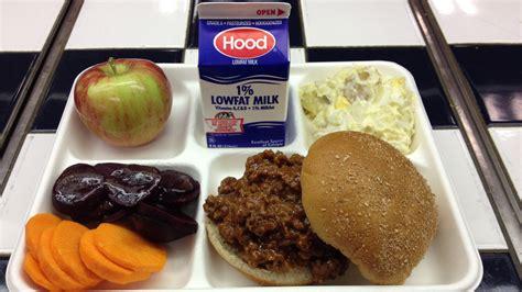 schools serve local food     won