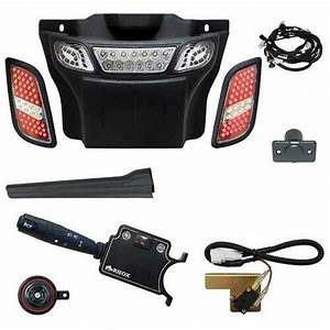 Deluxe Led Light Bar Kit  E