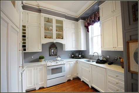 Grey Walls Kitchen Can Be Your Choice For Amazing